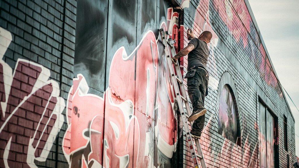 graffiti, artist, graffiti art