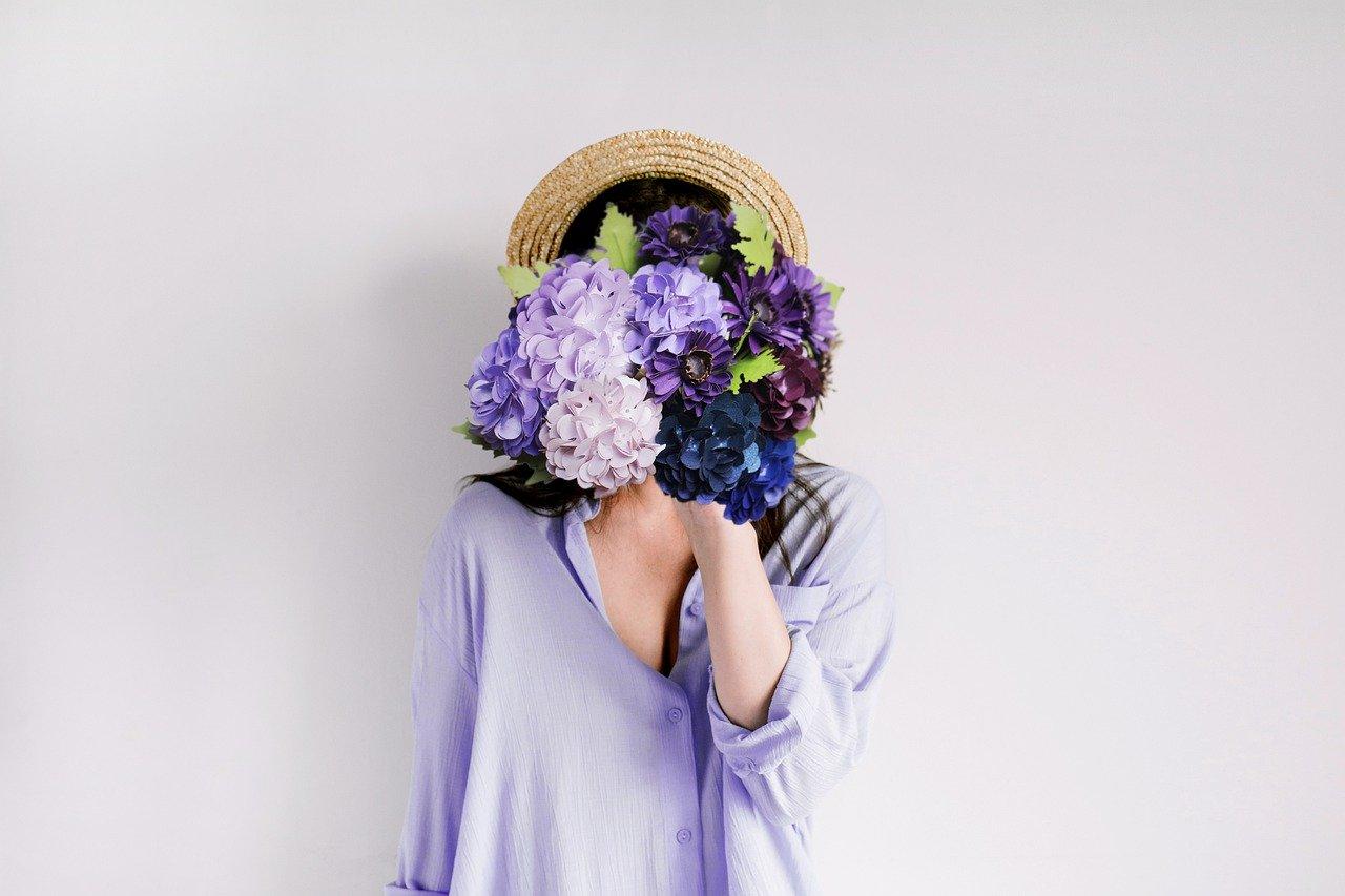 hydrangea, paper, flowers-5076212